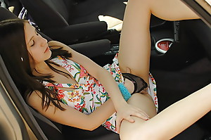 Go In My Car and Show Me Your Pussy 2 by Voyeur TROC