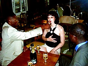 Becky Williams , BBC, Cuckold and Interracial whore.10