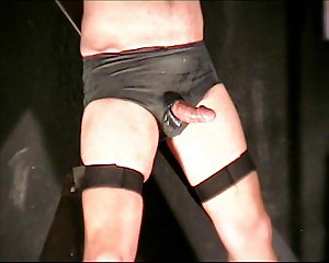 cbt  cock whipping